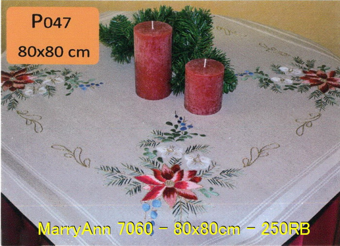 MarryAnn 7060 - 80x80cm - 250RB