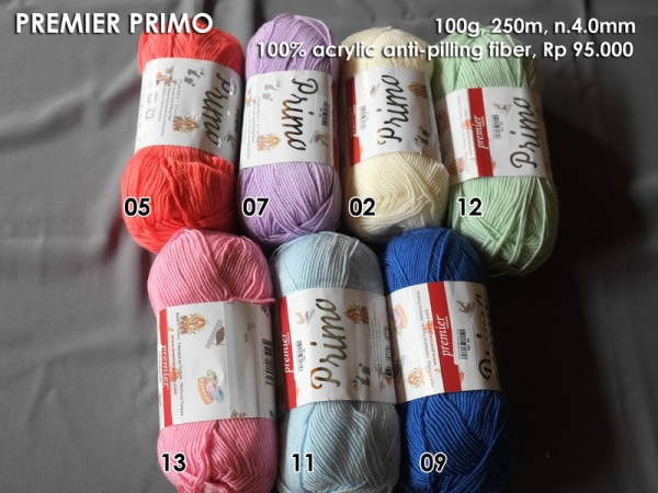 Premier Primo (100g)