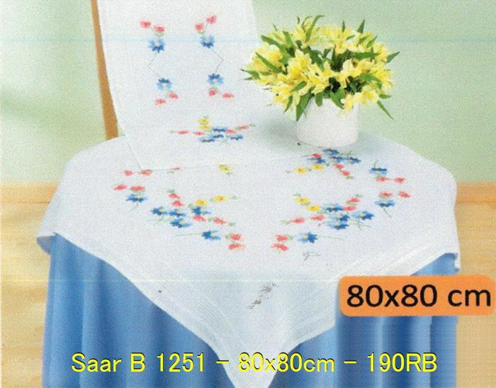 Saar B 1251 - 80x80cm - 190RB
