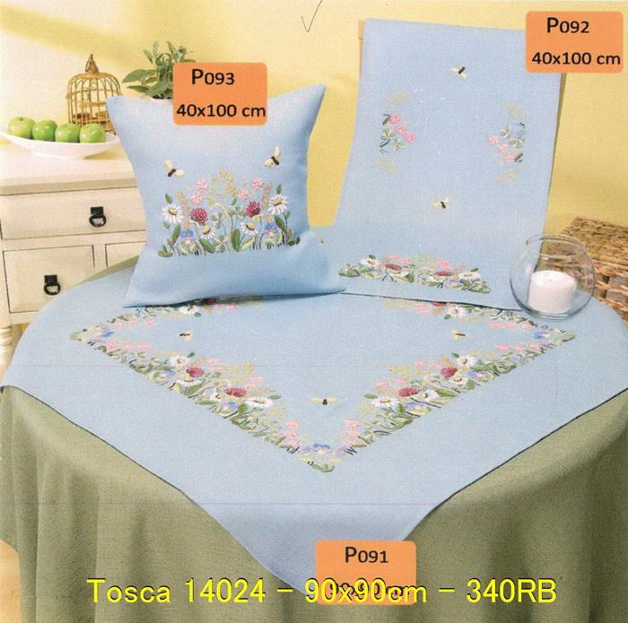 Tosca 14024 - 90x90cm - 340RB
