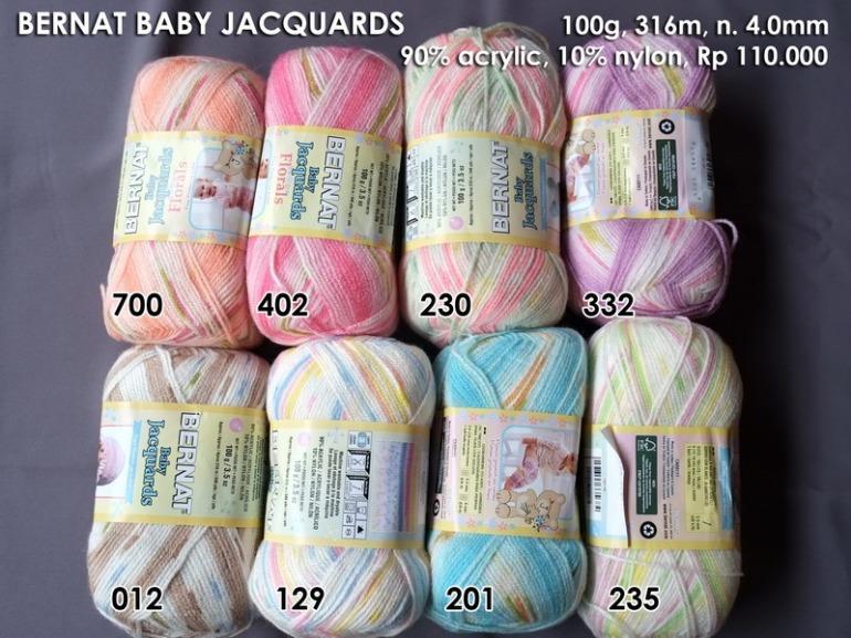 Bernat Baby Jacquards 100g