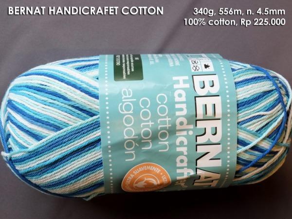 Bernat Handicrafter Cotton 340g