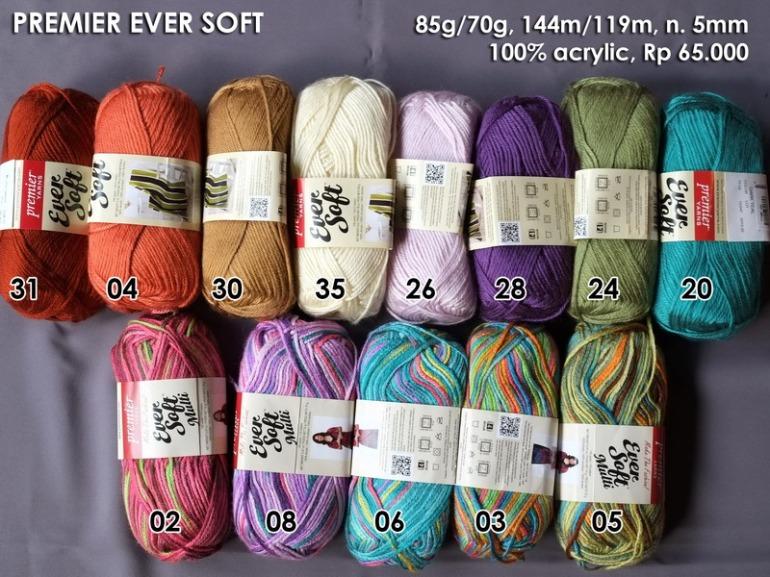 Premier Ever Soft 85g