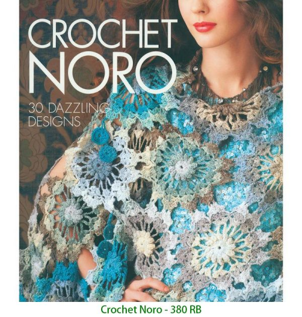 Crochet Noro - 380 RB