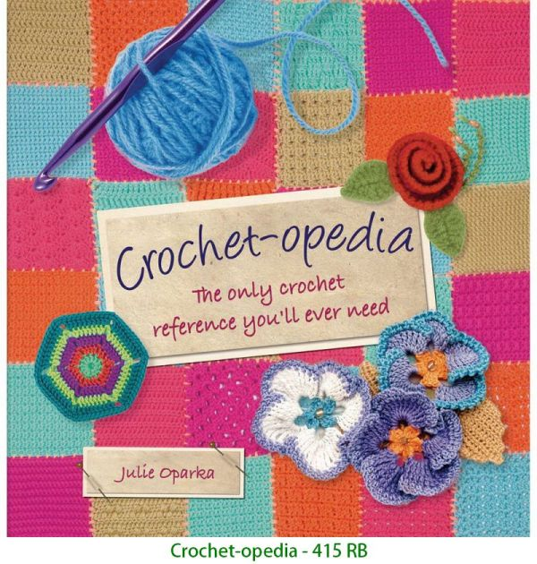 Crochet-opedia - 415 RB