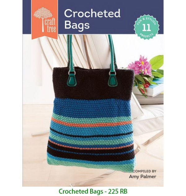 Crocheted Bags - 225 RB