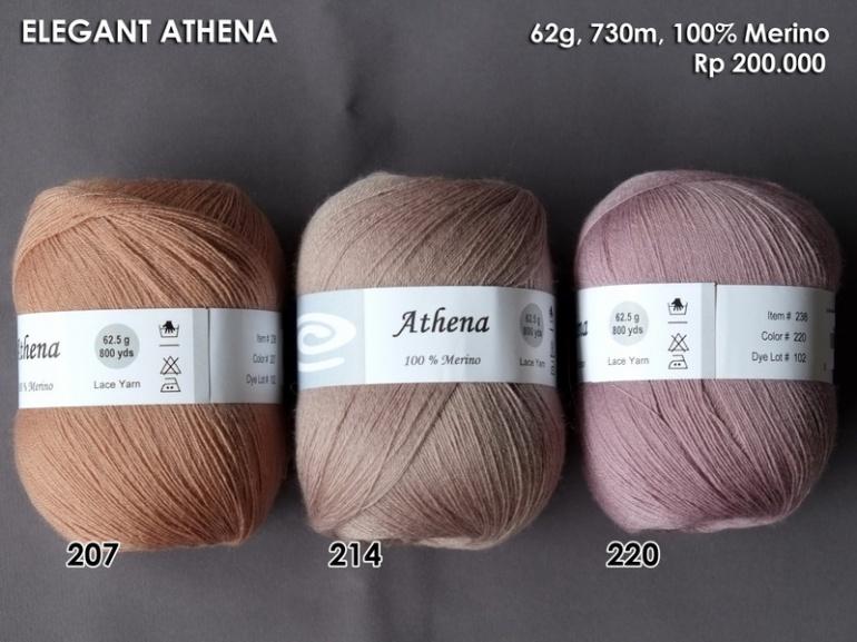 Elegant Athena 62g