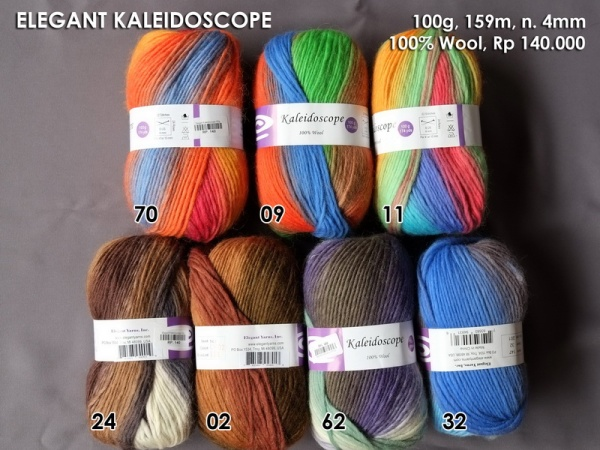 Elegant Kaleidoscope 100g
