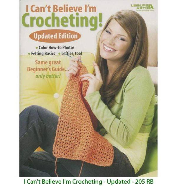 I Can't Believe I'm Crocheting - Updated - 205 RB