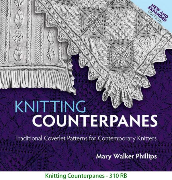 Knitting Counterpanes - 310 RB