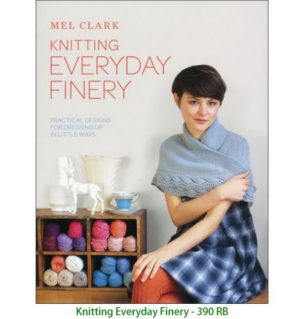 Knitting Everyday Finery - 390 RB