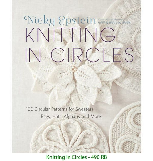 Knitting In Circles - 490 RB