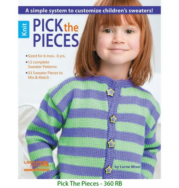 Pick The Pieces - 360 RB