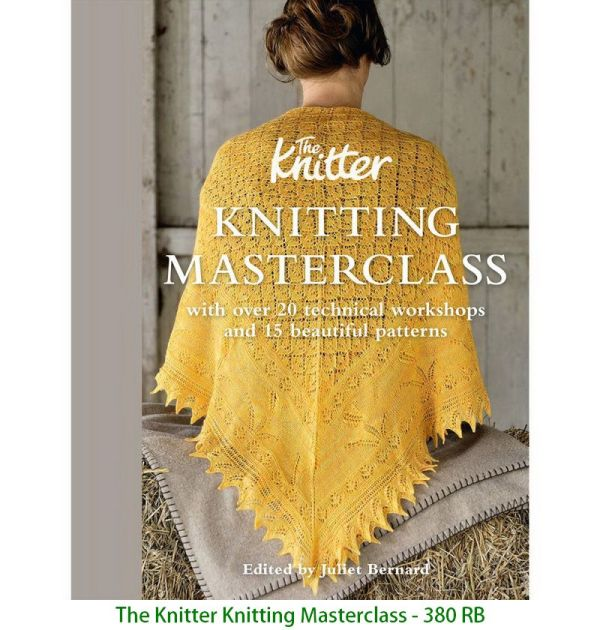 The Knitter Knitting Masterclass - 380 RB