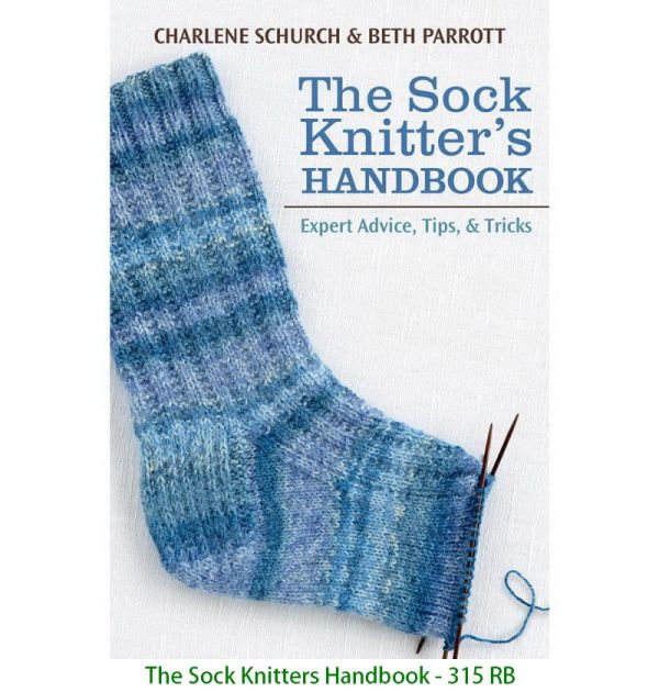 The Sock Knitters Handbook - 315 RB