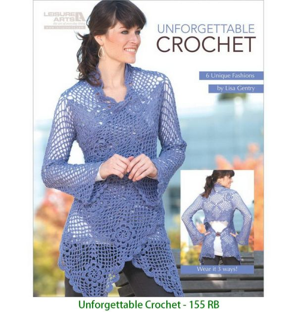 Unforgettable Crochet - 155 RB