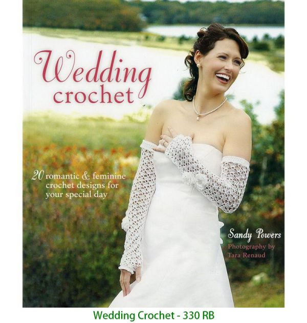 Wedding Crochet - 330 RB