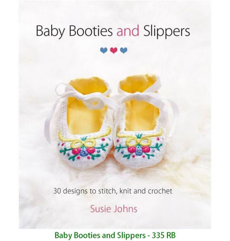 Baby Booties and Slippers - 335 RB