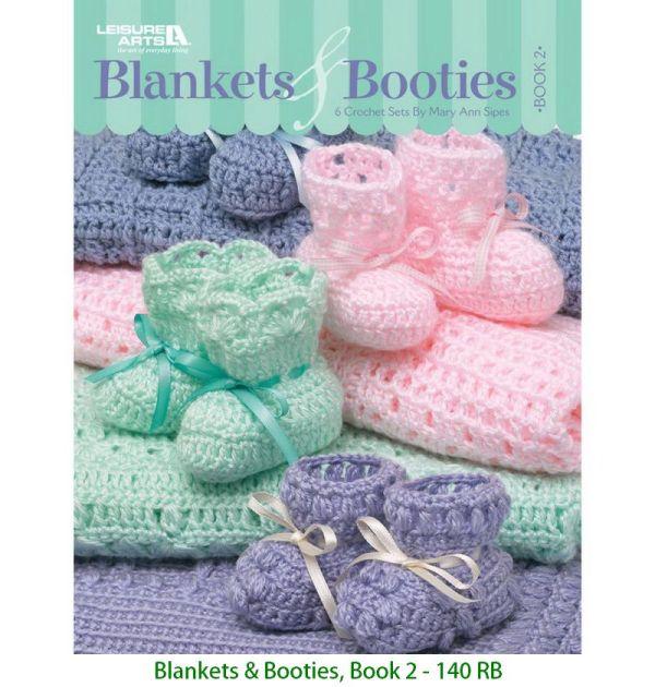Blankets & Booties, Book 2 - 140 RB