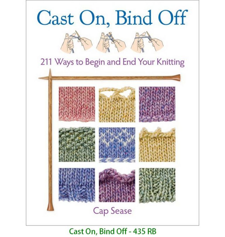 Cast On, Bind Off - 435 RB