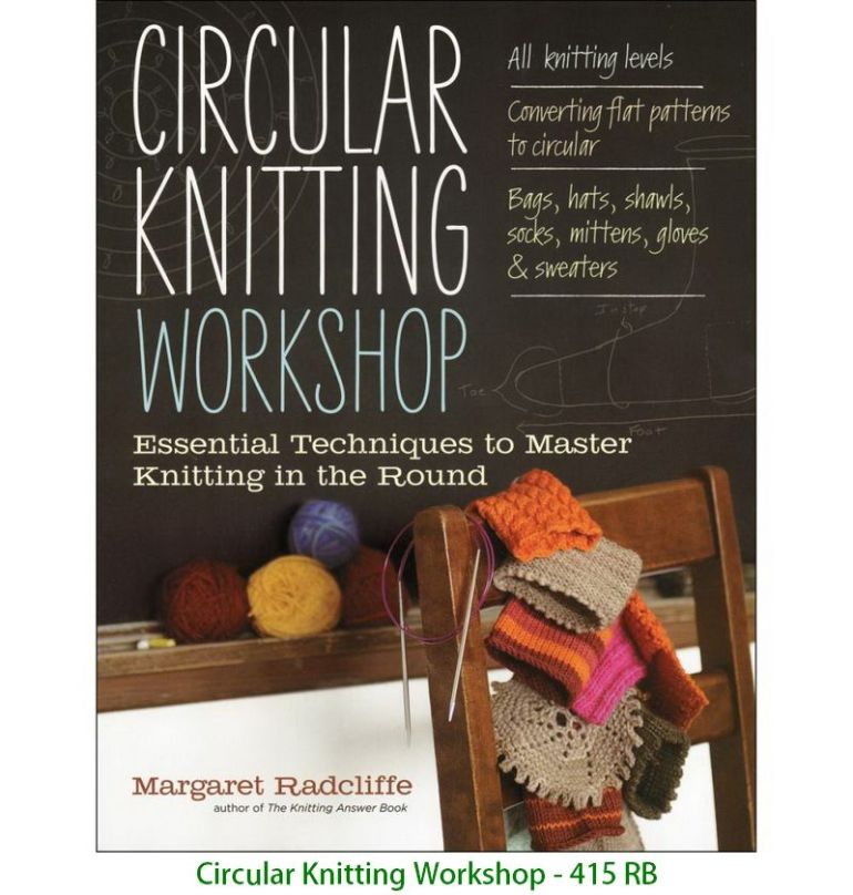 Circular Knitting Workshop - 415 RB