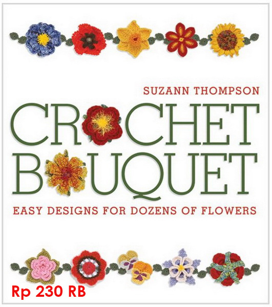 Crochet Bouquet - 230 RB