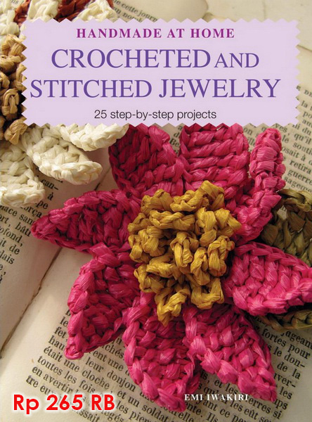 Crocheted And Stitched Jewelry - 265 RB