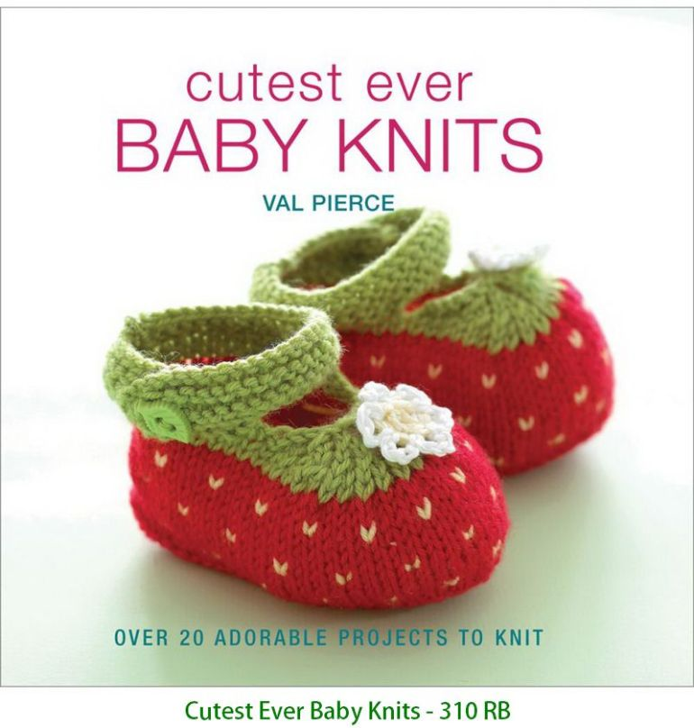 Cutest Ever Baby Knits - 310 RB
