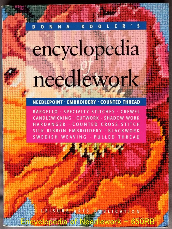 Encyclopedia of Needlework - 650RB