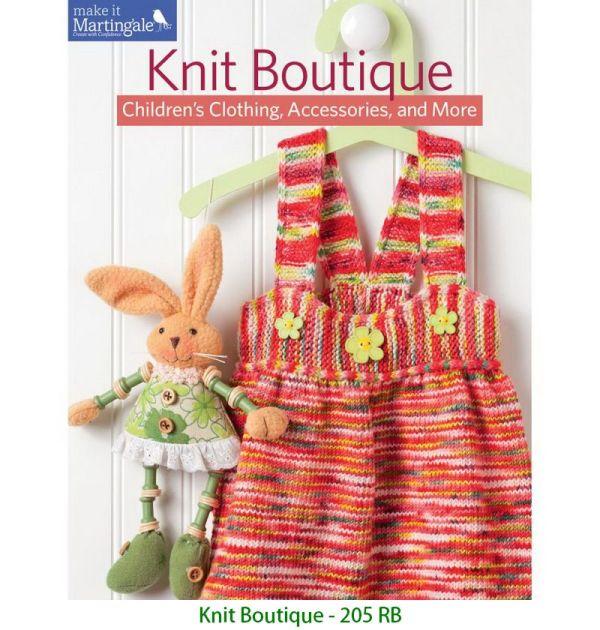 Knit Boutique - 205 RB
