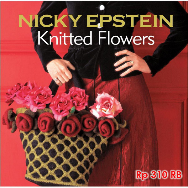 Knitted Flowers - 310 RB