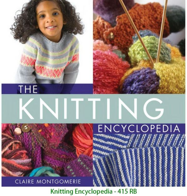Knitting Encyclopedia - 415 RB