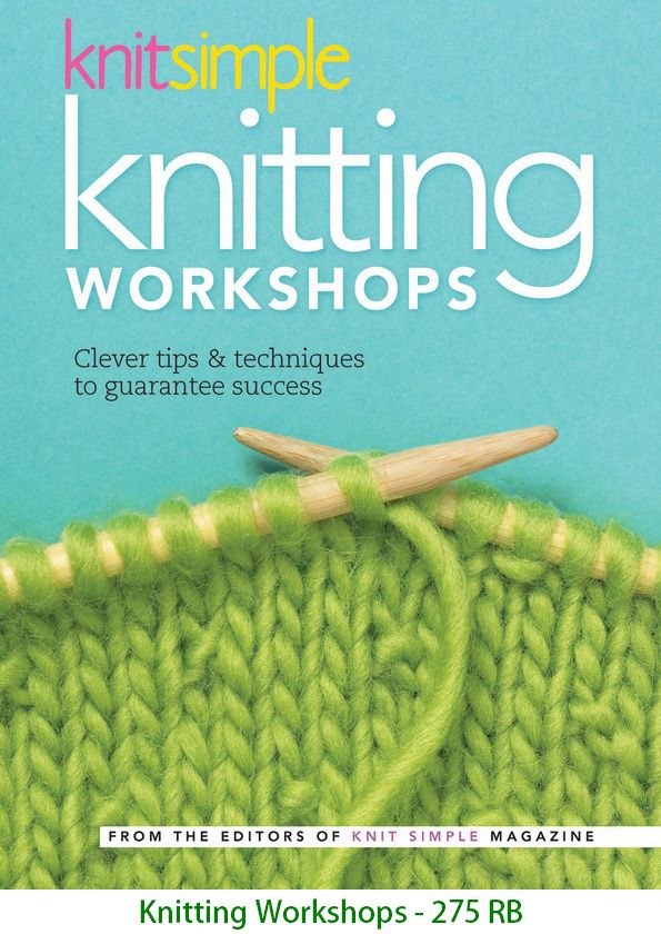 Knitting Workshops - 275 RB