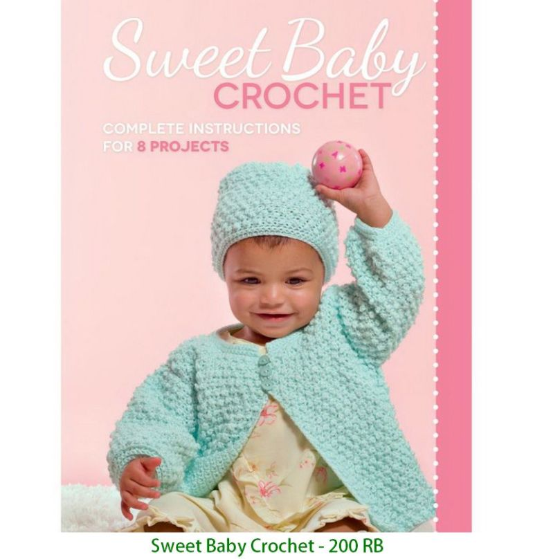 Sweet Baby Crochet - 200 RB