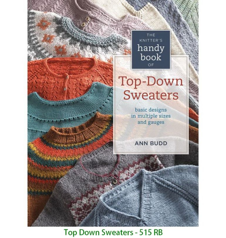 Top Down Sweaters - 515 RB