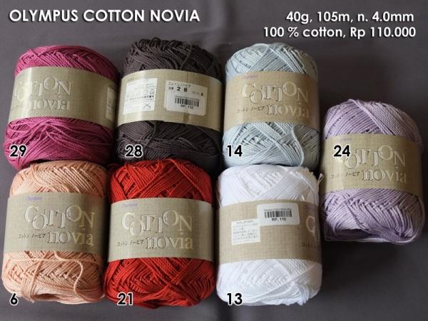 Olympus Cotton Novia