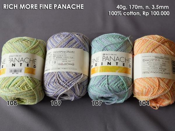 Rich More Fine Panache