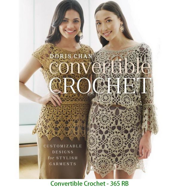 Convertible Crochet - 365 RB