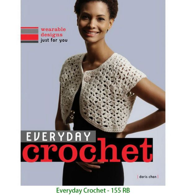 Everyday Crochet - 155 RB