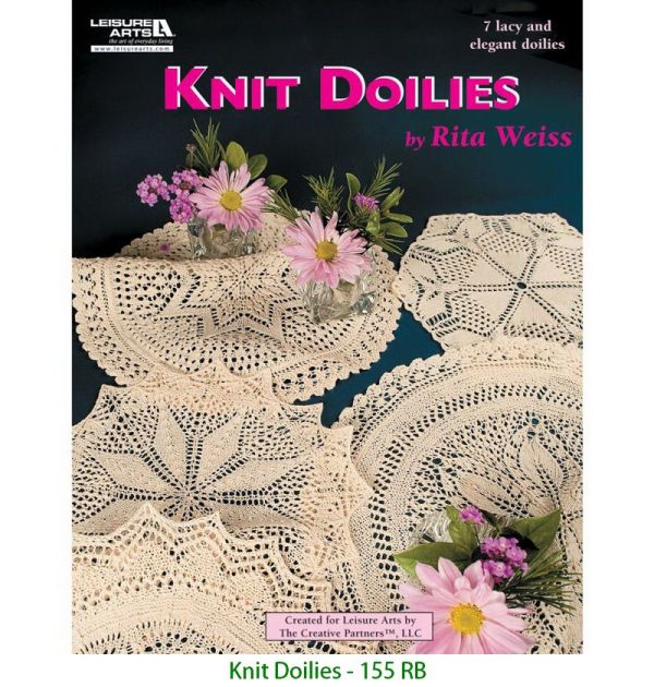 Knit Doilies - 155 RB