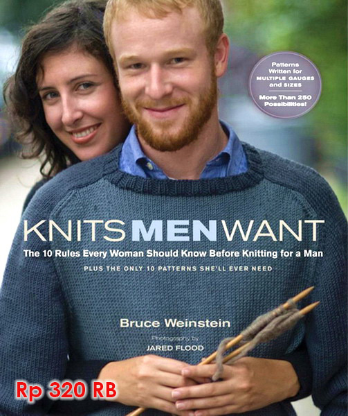 Knits Men Want - 320 RB