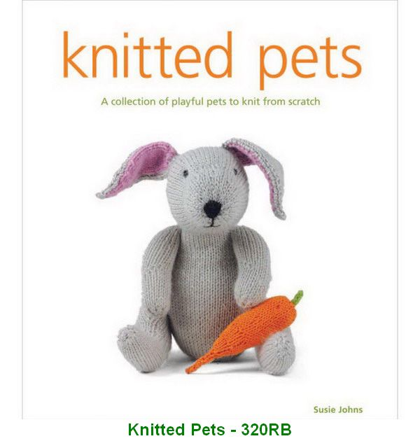 Knitted Pets - 320RB