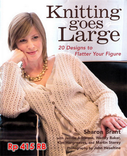 Knitting Goes Large - 415 RB