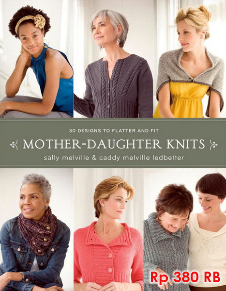 Mother-Daughter Knits - 380 RB