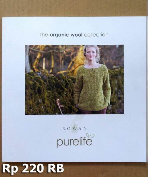Rowan Book Organic Wool Coll ZB66