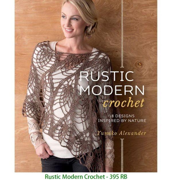 Rustic Modern Crochet - 395 RB