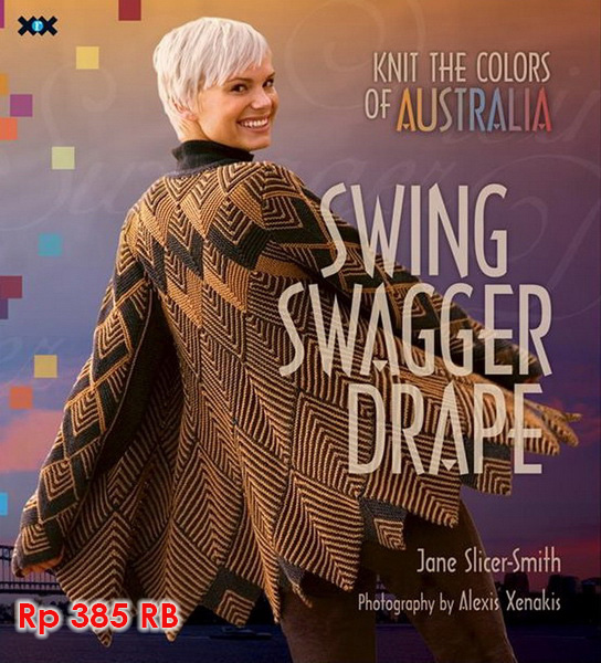 Swing, Swagger, Drape - 385 RB
