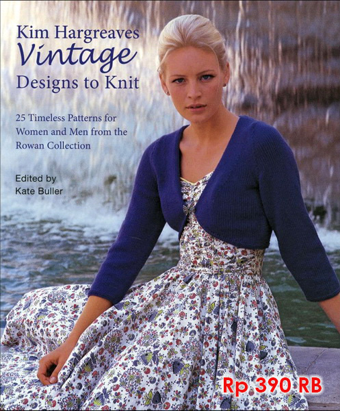 Vintage Designs To Knit - 390 RB