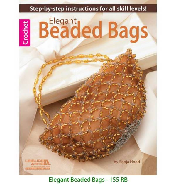Elegant Beaded Bags - 155 RB