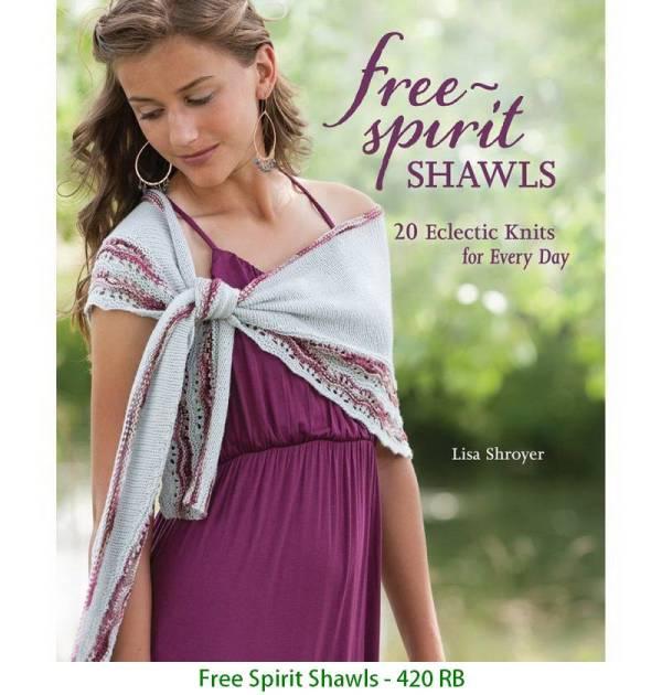 Free Spirit Shawls - 420 RB